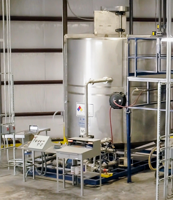 Smart Chemical Solutions Industrial Equipment