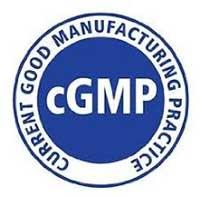 cGMP - Current Good Manufacturing Practice logo